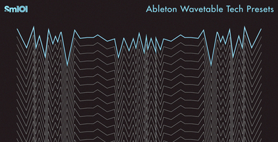 Sm101   ableton wavetable tech presets   banner 1000x512   out