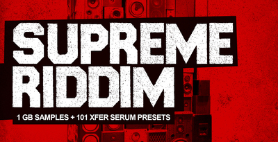 Production master   supreme riddim cover 1000x512