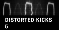 Riemann distorted kickdrums 5 loopmasters