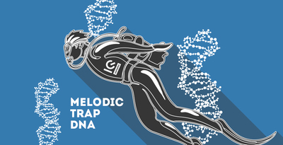 Iq samples melodic trap dna 1000 512