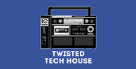Iq samples twisted tech house 1000 512