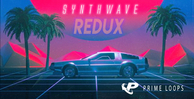 Synthwave redux banner
