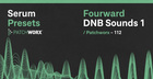 Fourward DnB - Serum Presets