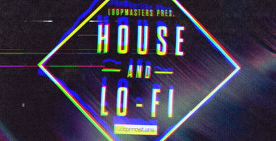 Royalty free house samples  house drum and synth loops  tech house bass sounds  lo fi house music  rectangle