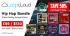 loopcloud hip hop bundle banners jan 19