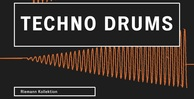 Riemann techno drums 4 cover loopmasters
