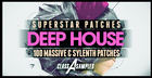 Deep House Superstar Patches
