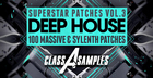 Deep House Superstar Patches Vol. 3