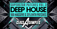Cas deep house superstar patches vol 3 1000 512
