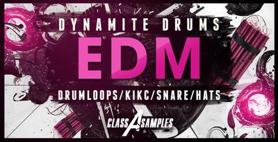 Dynamite EDM Drums
