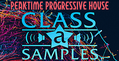 Class a samples peaktime progressive house 1000 512