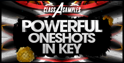Class a samples   powerful oneshots in key 1000 512