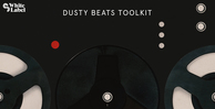 Sm white label   dusty beats toolkit   banner 1000x512   out