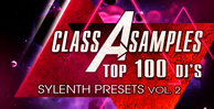 Class a samples top 100 djs 2013 sylenth vol 2 1000 512