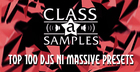 Top 100 DJs NI Massive Presets