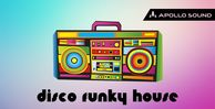 Disco funky house compressed