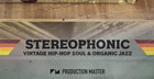Stereophonic - Hip Hop Soul & Organic Jazz Sessions
