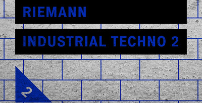 Riemann industrial techno 2 techno loops512