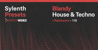 Blandy_House & Techno - Sylenth Presets