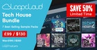 loopcloud tech house bundle banners jan 19