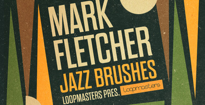 Royalty free jazz drum samples  live jazz brush drum loops  jazz brushes  swung live drum loops  modern jazz rectangle