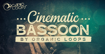 Royalty free bassoon samples  cinematic woodwind sounds  orchestral bassoon loops rectangle