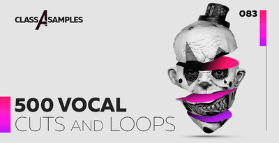 Class a samples 500 vocal cuts loops 1000 512 web