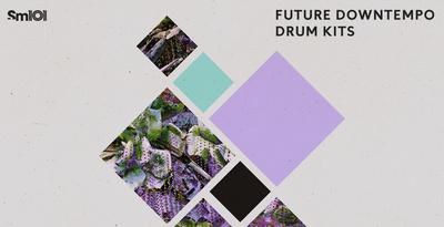 SM101 Future Downtempo Drum Kits