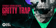 Gritty trap artwork 512 black octopus trap loops