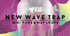 New Wave Trap MIDI Files & Wav Loops