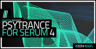 Psyforserum4 512 zenhiser psytrance presets for serum