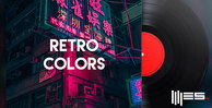Retro colors engineering samples synthwave loops 512