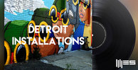 Detroit installations engineering samples techno loops 512