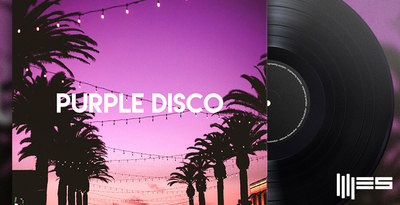 Purple disco engineering samples disco loops 512