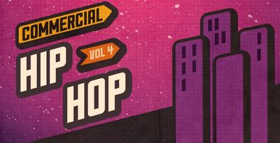 Commercial hip hop vol 4 producer loops hip hop loops 512