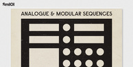 Sm101 analogue   modular sequences 512 sample magic synth loops