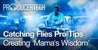 Catching Flies Pro Tips - Creating 'Mama's Wisdom'