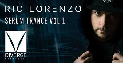 Rio Lorenzo - Serum Trance Vol  1