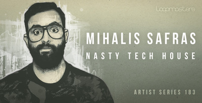 Mihalis safras  royalty free tech house samples  house drum and synth loops  tech house bass loops and fx sounds  house music 1000 x 512