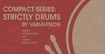 Compact series strictly drums bingoshakerz 512 drum loops