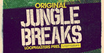 Royalty free jungle break samples  drum loops for jungle music  original jungle breaks  old school jungle rectangle