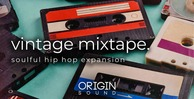 Vintage mixtape expansion 512 origin sound hip hop loops