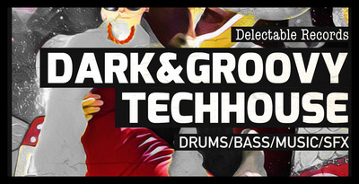 Dark and groovy techhouse samples 512 web