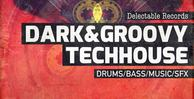 Dark groovy techhouse 512 samples loops web