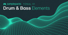 Tonal 01 - Drum & Bass Elements