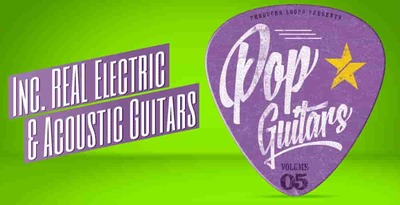 Pop guitars producer loops guitar loops 512