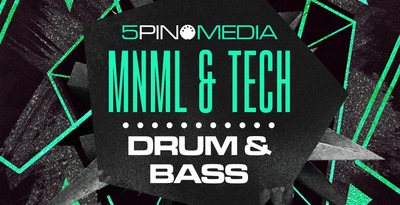 Minimal tech drum   bass samples 5pin media 512 web