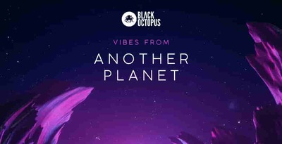 Black octopus sound vibes from another planet 1000 loops