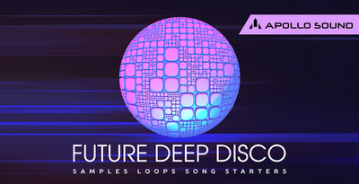 Future deep disco loops samples 512 web
