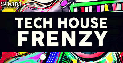 Sharp   tech house frenzy samples 512 web
